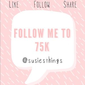 Other - 💕 Please Share - 1st Follow Game 💕 Woohoo! 50k!!